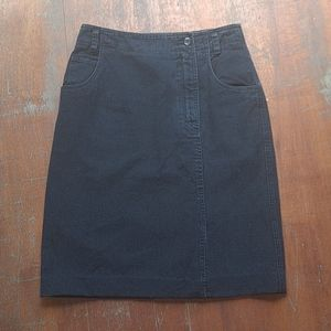 Lizwear denim skirt